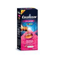 Coldtusin Junior sirop pentru copii, Omega Pharma, 120 ml