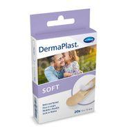 Plasturi Dermaplast Soft, 2 marimi, 20 buc