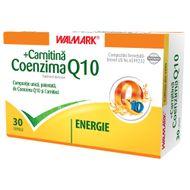 Coenzima Q10 + Carnitină, Wallmark, 30 capsule