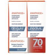 Pachet Șampon contra căderii Părului, Anaphase+, 200 ml plus 70% reducere la al doilea, Ducray