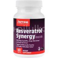 Resveratrol Synergy 20mg, Secom, 60cps