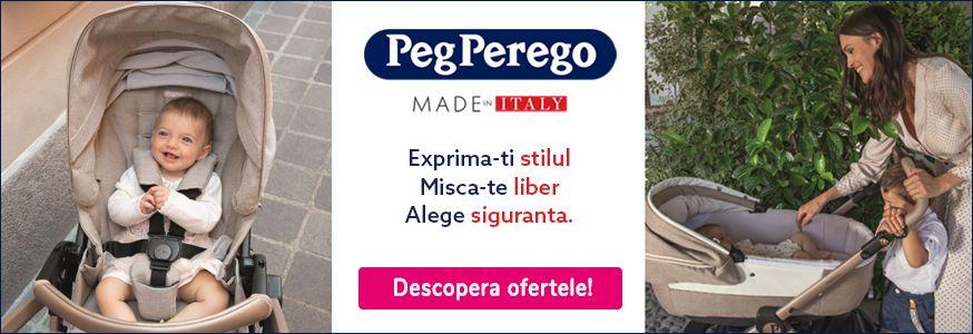 PROMO 20 - 26 Septembrie | Produse Peg Perego