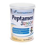 Formulă de lapte praf Nestle PEPTAMEN JUNIOR de la 1 an, 400 g