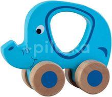 Jucarie de impins Prietenul Elefant