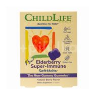 ChildLife Elderberry Super Immune SoftMelts, Secom, 27 tablete