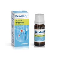 Exoderil soluție 10MG/ML, Sandoz, 10 ml