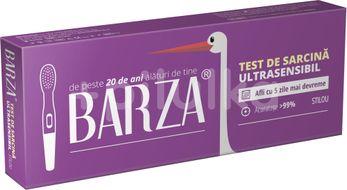 Test sarcină stilou Ultrasensibil Barza, 1 buc