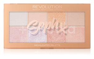 Paletă iluminatoare Soph High Pal, Revolution, 16 g