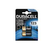 Baterie Ultra 123 3V, Duracell, 2 buc