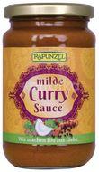 Sos curry fin vegan Rapunzel
