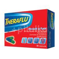 THERAFLU RACEALA SI TUSE 500 mg/6,1 mg/100 mg X 16 caps.