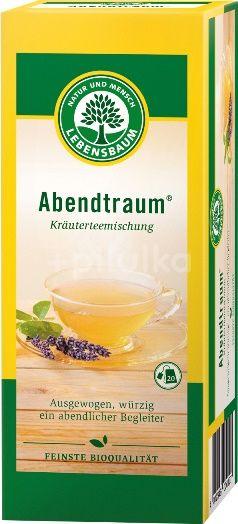 Ceai bio vis de seara , Lebensbaum