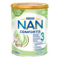 Lapte praf premium de continuare Nestle NAN Comfortis 3, 1-2 ani, 800 g