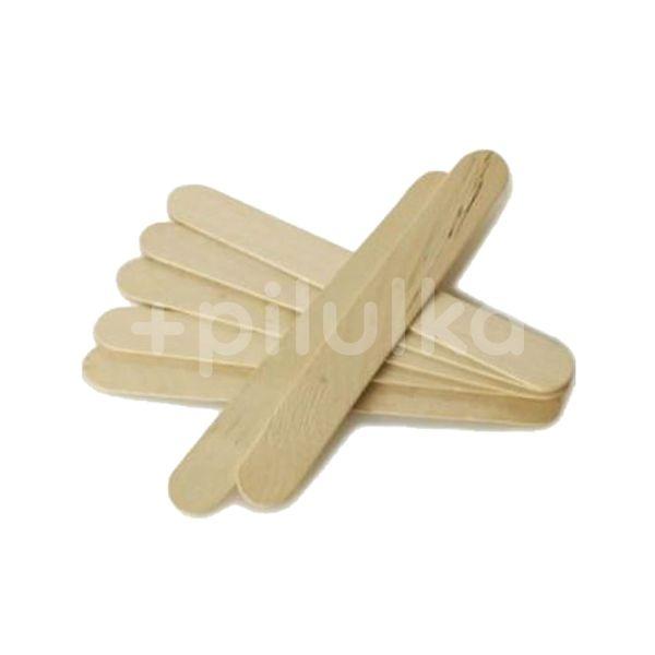 Spatule din lemn nesterile, Vetro Design, 100 buc