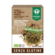 Fusilli din mazare verde- fara gluten 250g