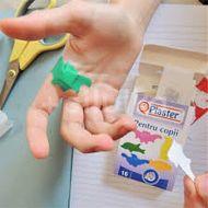 Plasturi pt. Copii, 16buc, QPlaster