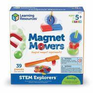 Set STEM - Magie cu magneti , Learning Resources