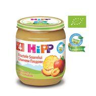 Piure Eco- Fructele soarelui, Hipp, 125 g