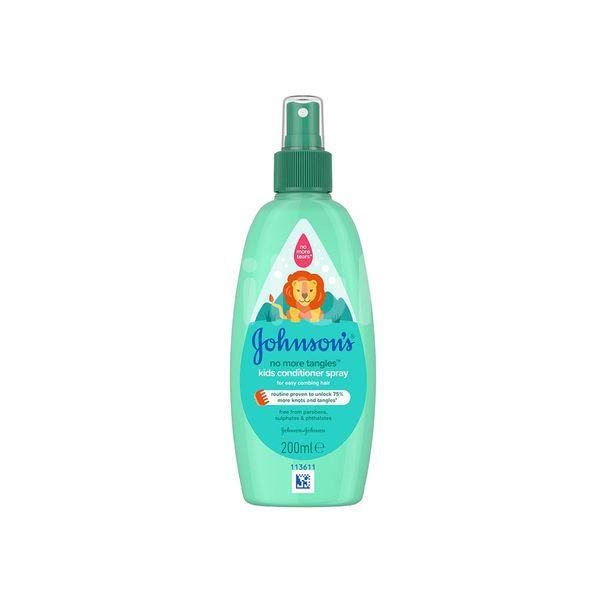 Spray pentru pieptănare ușoară, Johnson's Baby, 200 ml