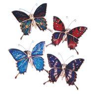 Magnet decorativ - Fluturas , Keycraft