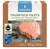 File de ton dungat in ulei de masline bio , Followfish