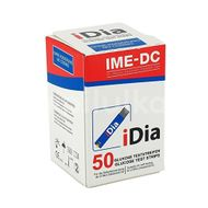 Teste glicemie - iDia, IME-DC, 50 bucăți