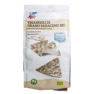 ECO Snack triunghiular din hrișcă 100g (fără gluten)