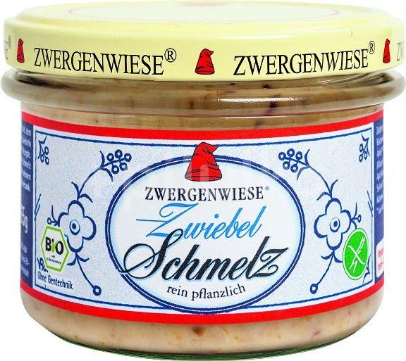 Crema tartinabila bio vegetala cu ceapa ecologica Zwergenwiese