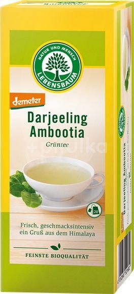 Ceai verde Darjeeling demeter , Lebensbaum