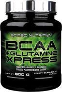 BCAA Glutamine Xpress Bubble Gum, Scitec, 600 g