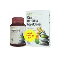 Anghinare + Ceai hepatobiliar 50+60g