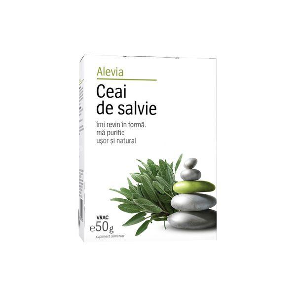Ceai de Salvie, Alevia, 50 gr