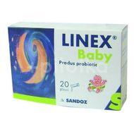 Linex Baby, Sandoz, 20 plicuri