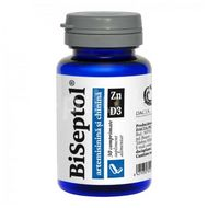 BiSeptol cu artemisinina si chinina Zn si D3, 30 comprimate, Dacia Plant