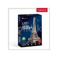 PUZZLE 3D LED TURNUL EIFFEL 82 PIESE