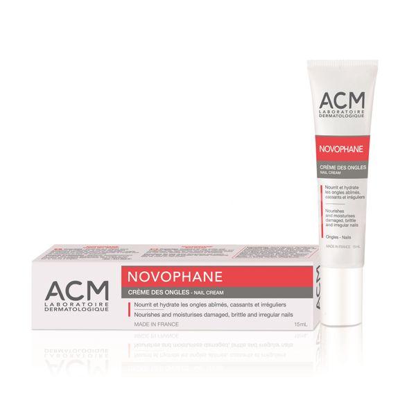 Cremă pentru unghii Novophane, ACM, 15ml