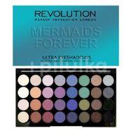 Paletă farduri de pleoape Ultra 32 Mermaids Forever, Revolution, 16 g