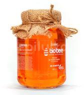 Miere naturală de zmeură, BioBee, 420 gr