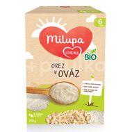 Cereale Bio Orez și Ovăz 6 luni+, Milupa, 250 g